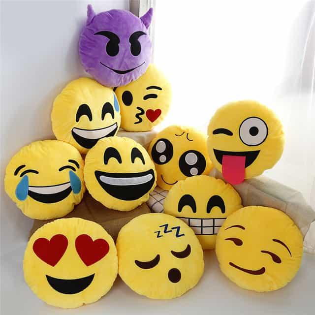 Emoji Knuffels, Emoji Kussen - Producten uit China Bestellen
