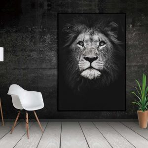Dieren Canvas Poster - Chinese Producten