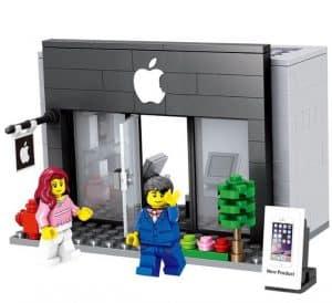 Lego Apple Store - Lego Shops