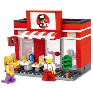 Lego KFC - Lego Shops