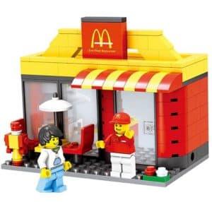 Lego McDonalds - Lego Shops
