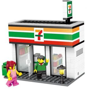 Seven-Eleven - Lego Shops