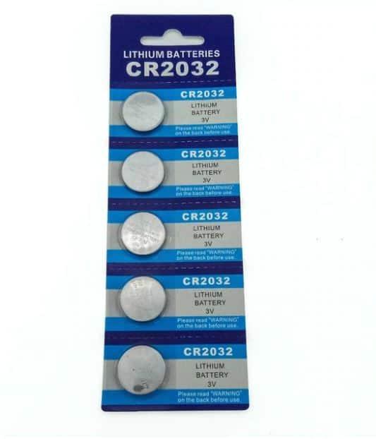 Goedkope CR2032 Knoopcel Batterij - AliExpress