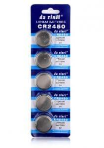 Goedkope CR2450 Knoopcel Batterij - AliExpress