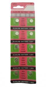 Goedkope SR626SW Knoopcel Batterij - AliExpress