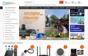 Website DealExtreme