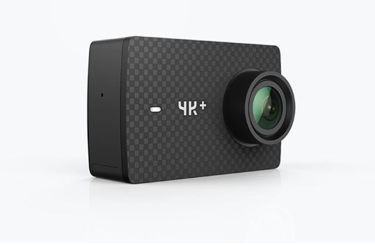 Goedkope Action Cam AliExpress - YI 4K+
