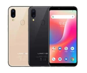 AliExpress Goedkope Umidigi A3S China