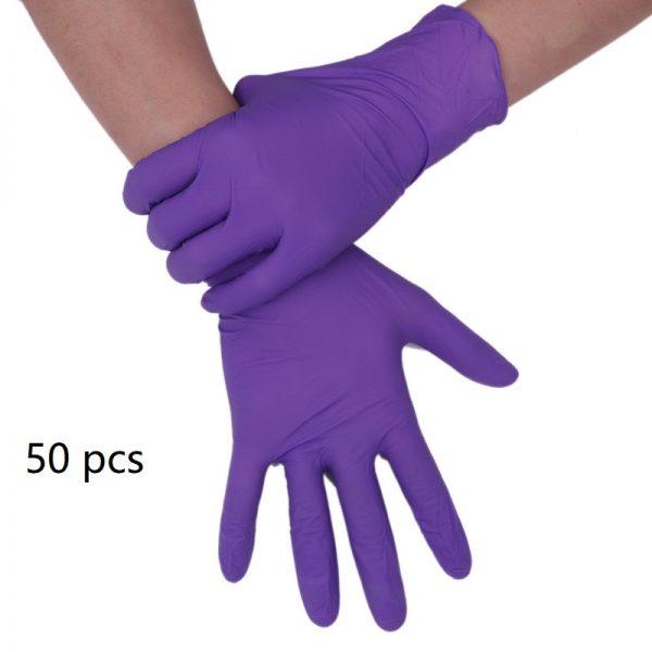 Medische Nitril Latex Handschoenen / Wegwerphandschoenen