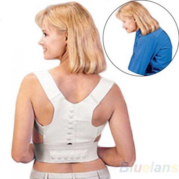 Houding corrector | Houdingcorrector | Rugbrace | Schouderbrace | Verstelbare Rug Brace | Posture Corrector