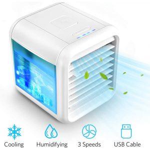 Mini Airco Kopen | Mini Mobiele Airco | Mini Airconditioner | Portable Airco