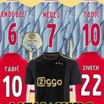 Replica Europees Ajax Shirt 2020/2021