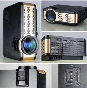 Beste Goedkope Top Beamer Projector van AliExpress