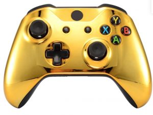 Xbox Controller Chrome Case