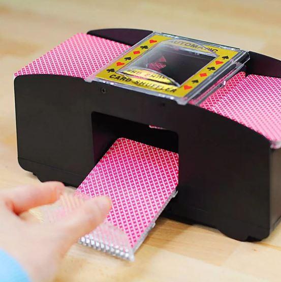 Kaartenschudmachine AliExpress