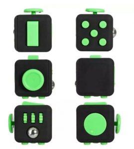 Fidget Toys Cube van AliExpress