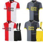 Replica Feyenoord Voetbalshirt 2021/2022 van AliExpress
