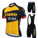 Replica Team Lotto Jumbo Shirt van AliEpxress