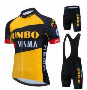 Lotto Jumbo Visma Replica Wieler Shirt Outfit